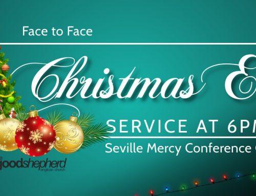Christmas Eve Service 24 December 2020